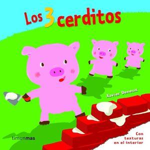 LOS TRES CERDITOS (TEXTURAS)