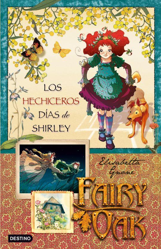 LOS HECHICEROS DÍAS DE SHIRLEY