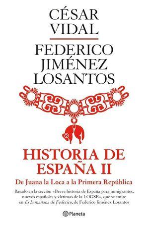 HISTORIA DE ESPAÑA II.DEL IMPERIO AL DESASTRE 98