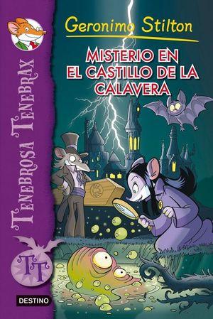 MISTERIO EN EL CASTILLO DE LA CALAVERA
