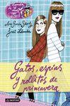GATOS, ESPÍAS Y ROLLITOS DE PRIMAVERA