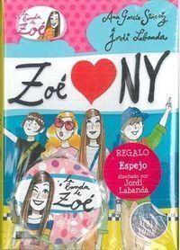 PACK ZOE 4 NY + ESPEJO