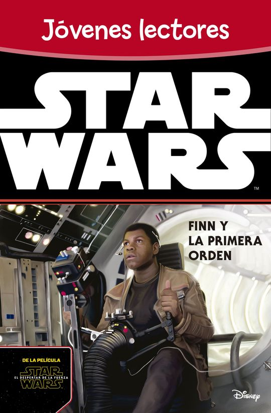 STAR WARS: FINN Y LA PRIMERA ORDEN