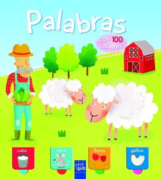 PALABRAS. CON 100 SOLAPAS