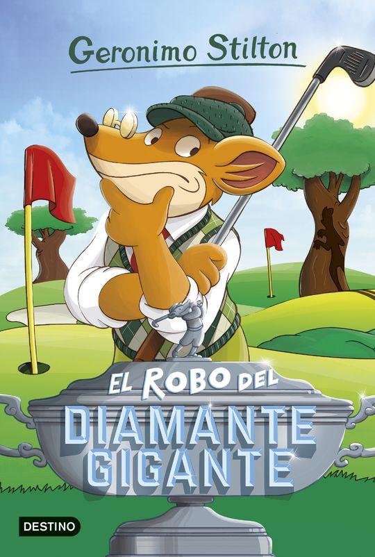 GS53. EL ROBO DEL DIAMANTE GIGANTE