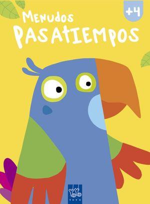 MENUDOS PASATIEMPOS +4