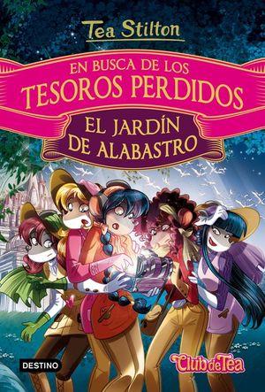 EL JARDÍN DE ALABASTRO