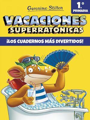 VACACIONES SUPERRATONICAS 1º PRIMARIA