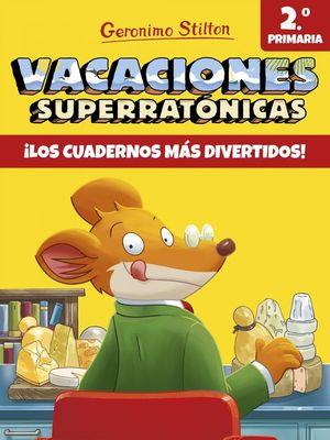 VACACIONES SUPERRATONICAS 2º PRIMARIA