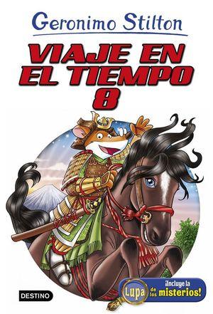 VIAJE EN EL TIEMPO 8