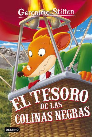 GS 56. EL TESORO DE LAS COLINAS NEGRAS