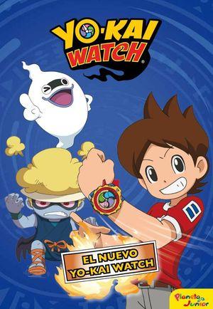 YO-KAI WATCH 3. EL NUEVO YO-KAI WATCH