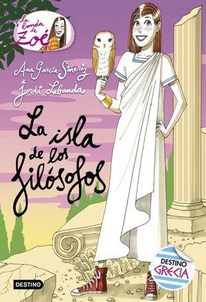 PACK ZOE 14: LA ISLA DE LOS FILOSOFOS + COLLAR