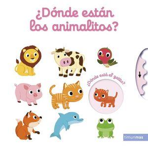 ¿DÓNDE ESTAN LOS ANIMALITOS?