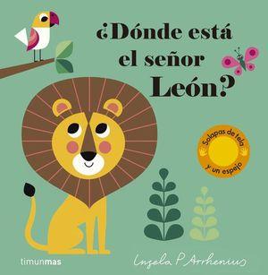 ¿DÓNDE ESTA EL SEÑOR LEON?