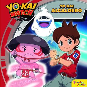 YO-KAI WATCH. YO-KAI ALCALDERO