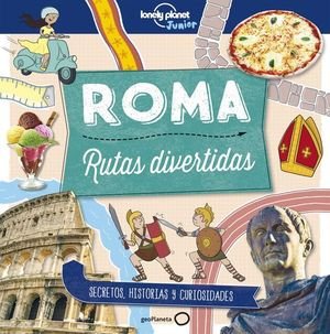 CITY TRAILS: RUTAS DIVERTIDAS ROMA