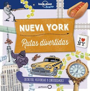 CITY TRAILS: RUTAS DIVERTIDAS NUEVA YORK