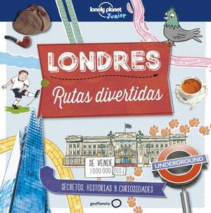 CITY TRAILS: RUTAS DIVERTIDAS LONDRES