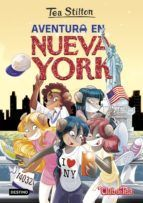PACK TS6. AVENTUR EN NUEVA YORK + PARCHE