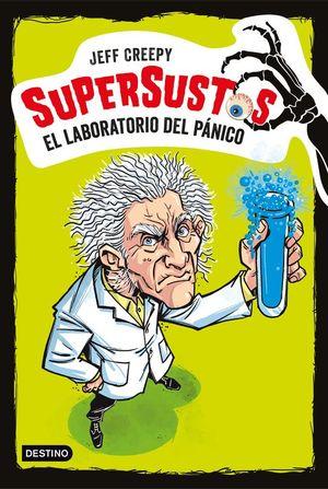 EL LABORATORIO DEL PÁNICO