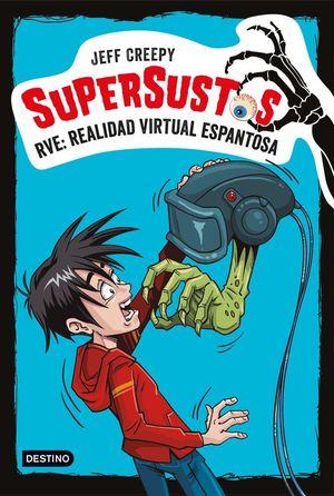 RVE: REALIDAD VIRTUAL ESPANTOSA