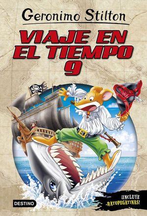 VIAJE EN EL TIEMPO 9
