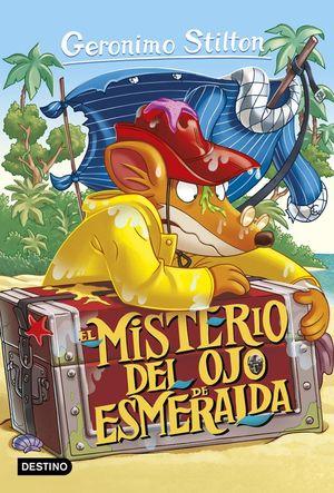 GS 33. EL MISTERIO DEL OJO DE ESMERALDA