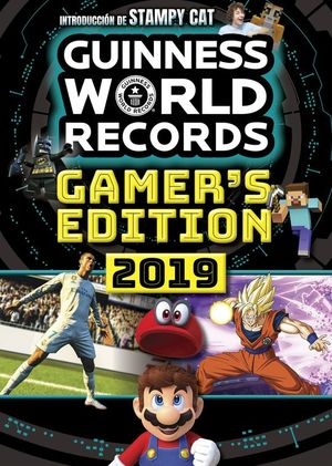 GUINNESS WORLD RECORDS 2019 GAMER´S EDITION