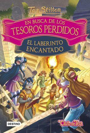 TS. EL LABERINTO ENCANTADO