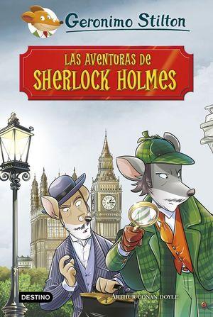 GSC. LAS AVENTURAS DE SHERLOCK HOLMES