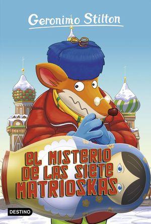 GS72. EL MISTERIO DE LAS SIETE MATRIOSKAS