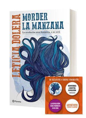 PACK MORDER LA MANZANA + CHAPAS