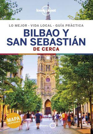 BILBAO Y SAN SEBASTIAN DE CERCA