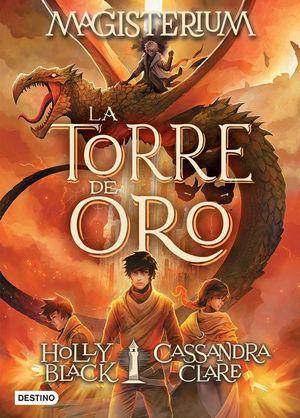 MAGISTERIUM 5. LA TORRE DE ORO