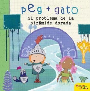 PEG + GATO. EL PROBLEMA DE LA PIRÁMIDE DORADA