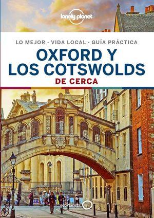 OXFORD Y LOS COTSWOLDS DE CERCA