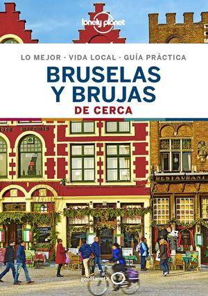 BRUJAS Y BRUSELAS DE CERCA