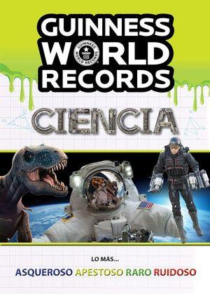 GUINNESS WORLD RECORDS CIENCIA