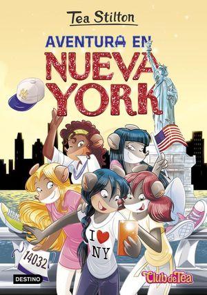 PACK TEA STILTON 6. AVENTURA EN NUEVA YORK