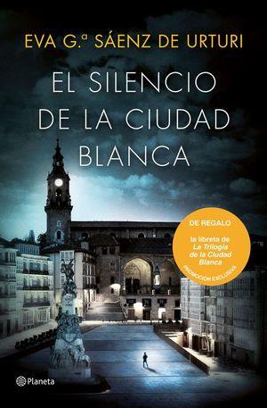 EL SILENCIO DE LA CIUDAD BLANCA (PACK + LIBRETA)