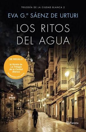 LOS RITOS DEL AGUA (PACK + LIBRETA)