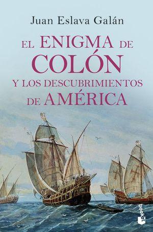 EL ENIGMA DE COL�N Y LOS DESCUBRIMIENTOS DE AMɐRICA