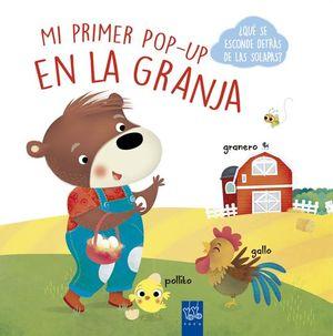 MI PRIMER POP-UP EN LA GRANJA