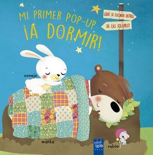 MI PRIMER POP-UP ¡A DORMIR!
