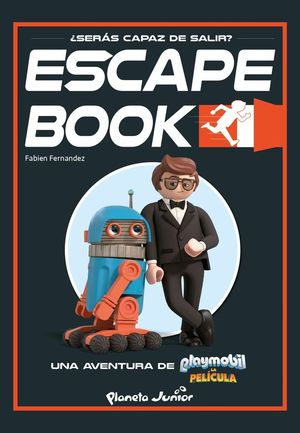 PLAYMOBIL, LA PELÍCULA. ESCAPE BOOK