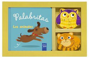 PALABRITAS. LOS ANIMALES