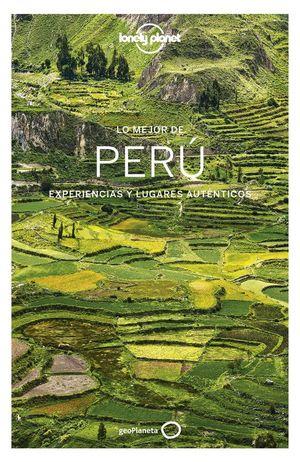 LO MEJOR DE PERU