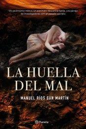 LA HUELLA DEL MAL (PACK NAVIDAD + LOS PRÍNCIPES DE LA PREHISTORIA)