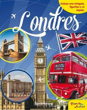 LONDRES. LIBROAVENTURAS